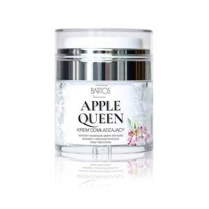 Krem odmładzający APPLE QUEEN Bartos Cosmetics, 50 ml