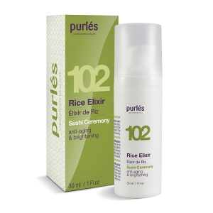 Ryżowy Eliksir-Serum 102 Rice Elixir Purles 30ml