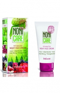 Krem na noc Noni Care DELUXE, 50ml